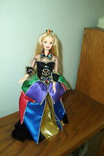 MIDNIGHT PRINCESS  BARBIE LIMITED EDITION WINTER PRINCESS COLLECTION