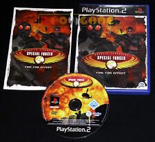 CT SPECIAL FORCES Ps2 Versione Ufficiale Italiana ••••• COMPLETO