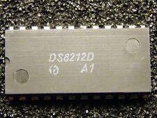 4x DS8212D 8-bit Bustreiber mit Tristate-Ausgang (=P8212), HFO