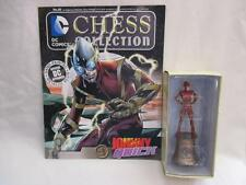 DC Chess (Black Knight) Figure Figurine Johnny Quick + Magazine - Eaglemoss