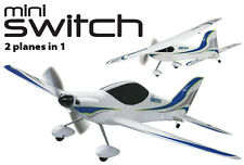 BRAND NEW MINI SWITCH 2-in-1 SPORT EP ELECTRIC RTF READY TO FLY FLZA3320 NIB !!