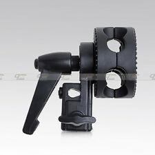 New Adapter Single Grip Clamp Connects Boom Arm to Light Stand