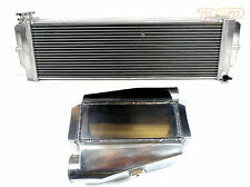 Universal Air Water Liquid Intercooler 180 Chargecooler & Heat Exchange Radiator