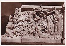 BOLOGNA - Monumento a G.Carducci (Dettaglio)