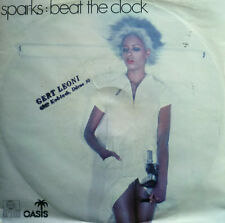 "7"" 1979 GLAM KULT ! SPARKS : Beat The Clock /MINT-?"