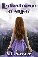 Lydia's League of Angels by Sherry Piersol (2016, Paperback)