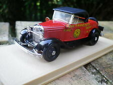 ELIGOR FORD V8 PICK-UP 1932 POMPIER SAN FRANCISCO FIRE Neuf en boite plastique