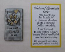 p Live with a thankful heart TOKENS OF GRATITUDE ganz Thankful God's Blessings