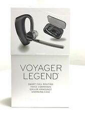 Plantronics Voyager Legend Bluetooth Headset with charging case black #051551