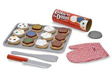 Melissa & Doug Slice and Bake Cookie Set - Wooden Play Food