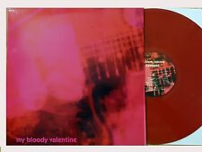 My Bloody Valentine Loveless Rare Red Color Vinyl New SEALED  LP Reissue