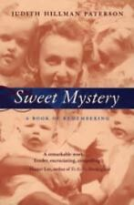Sweet Mystery: A Book of Remembering - Paterson - Paperback