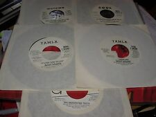 THELMA HOUSTON, SMOKEY ROBINSON, GLADYS KNIGHT, UNDISPUTED TRUTH 70s - PROMO LOT