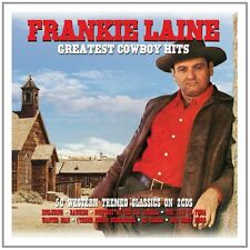 Frankie Laine GREATEST COWBOY HITS Best Of 50 Western Themed Songs NEW 2 CD