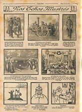 Cosaques Rolling Kitchen of the Cossacks Imperial Russian Army/Poilus WWI 1915