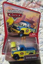Disney Pixar Cars Dexter Hoover with Yellow Flag World of Cars Mattel Diecast 2