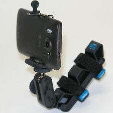 FV 4in1 helmet mount for Bell Samsung Galaxy S4 Note 2 S3 S III HTC one mini