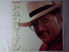 PAQUITO D'RIVERA Celebration lp USA CHICK COREA