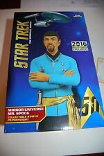 SDCC 2016 Exclusive Star Trek Mirror Spock Statue Paperweight LE 315/1000