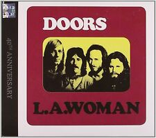 DOORS - L.A. WOMAN - 2CD DELUXE EDITION NEW SEALED 2011