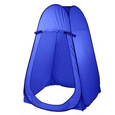 """Large Portable Pop Up Changing Room Toilet Shower Camping Dressing Tent 55 x 82"""""""