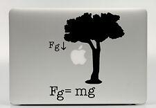 "MacBook Decal Aufkleber ""Newtons Law"" - 13 Zoll"