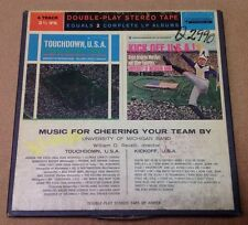 University Of Michigan Band FOOTBALL Open-Reel Double Album - Even Lower Price!