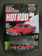 Racing Champions '69 PONTIAC GTO rouge HOT ROD MAGAZINE - V003