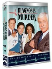 Diagnosis Murder: The Complete 1st Season [5 Discs] (2014, DVD NIEUW)