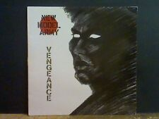 NEW MODEL ARMY   Vengeance  LP   French   RARE !!