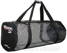 Mares Cruise Mesh gear bag Scuba or Free Diving storage carry bag