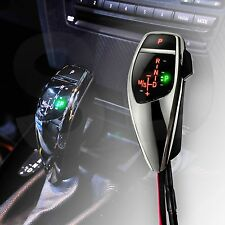 For BMW X1 X3 E90 E85 E60 E46 LED Shift Gear Knob Position Left Hand Drive LHD