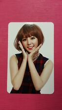 ORANGE CARAMEL RAINA Official Photo Card 1st SHANGHAI ROMANCE Photocard Rare