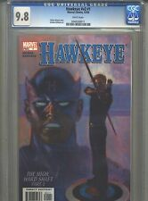Hawkeye v2 #1 CGC 9.8 (2003) Highest Grade
