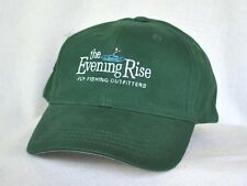 *THE EVENING RISE FLY FISHING OUTFITTERS* Structured Ball cap hat *IMPERIAL*
