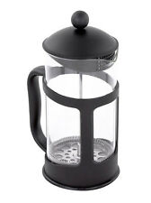 French Press Coffee and Tea Maker with Stainless Steel Filter, 11 oz. / 350 mL