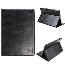 Premium Smart Cover für Apple iPad Air 2 Tablet Schutzhülle Case Tasche schwarz