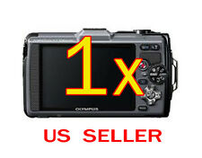 1x Olympus Tough TG-1 Digital Camera LCD Screen Protector Guard Shield Film