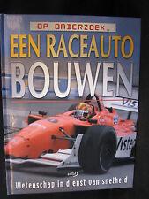 Biblion Book Een Raceauto bouwen Ian Graham (Nederlands)