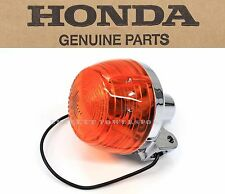 New Genuine Honda Turn Signal CB350 CB450 CB500 CB750 OEM FR RR (See Notes)#A89