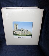"Personalised Photo Album 13"" x 12"" Book-bound Traditional Wedding  Satin #11"