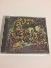 Municipal Waste - Fatal Feast - Waste In Space (Trash Metal Sammlung) *NEU*