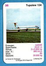 CARDS AEREI - Figurina-Sticker - 3C - BOEING 727