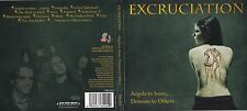 Excruciation - Angels To Some, Demons To Others CD Death Doom Metal ltd. Digipak