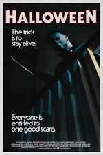 Halloween 1 Poster 02 Metal Sign A4 12x8 Aluminium