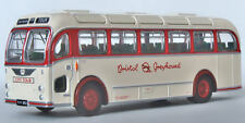 # 16220 EFE Bristol LS ECW Autocar (MW Fundición) Greyhound Bus 1:76 De metal