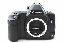 Canon EOS-3 35mm SLR Film Camera Body w/Strap [Excellent+++] From Japan Tokyo