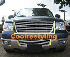 For 2003 2004 2005 2006 Ford Expedition Billet Grill Combo Inserts