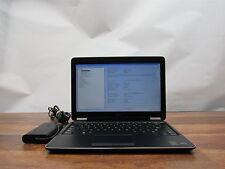 "Dell Latitude E7240 Ultrabook 12.5"" i7-4600U 2.1GHz 8GB RAM 256GB SSD Backlit KB"