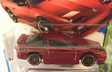 Hot Wheels Red '96 Nissan 180sx Type X * JDM * Drifting * Lazy Eye Headlights